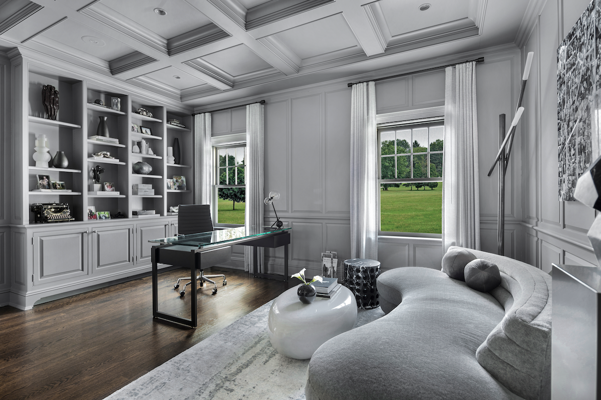 Transitional New Canaan Office