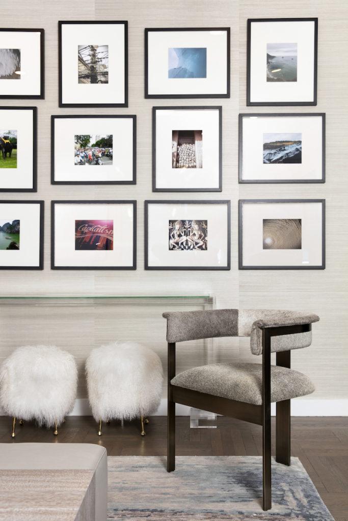 Gallery Wall Interior Design Style Manuella Moreira Interiors