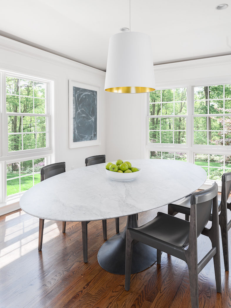 new-canaan-ct-breakfast-dining-table