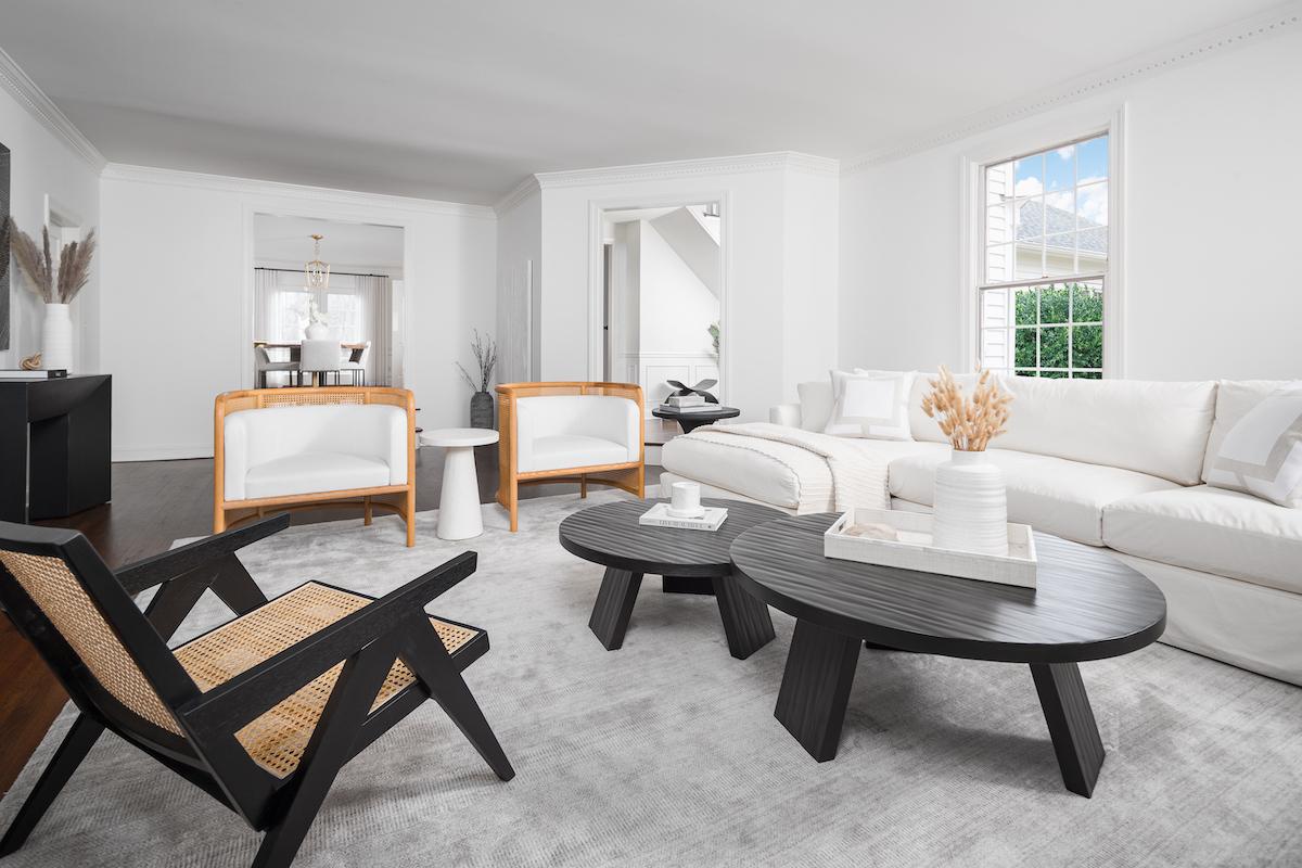 round-black-coffee-tables-living-room-interior-design
